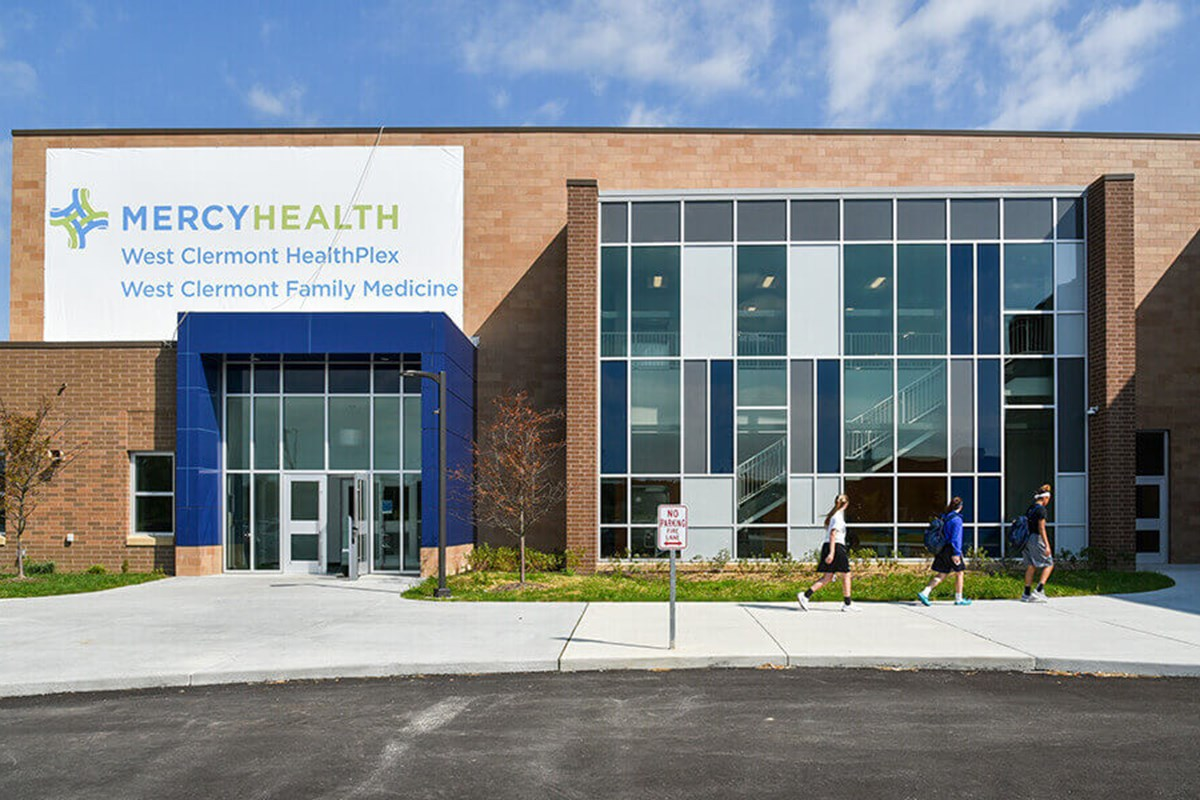 Mercy HealthPlex at West Clermont High School