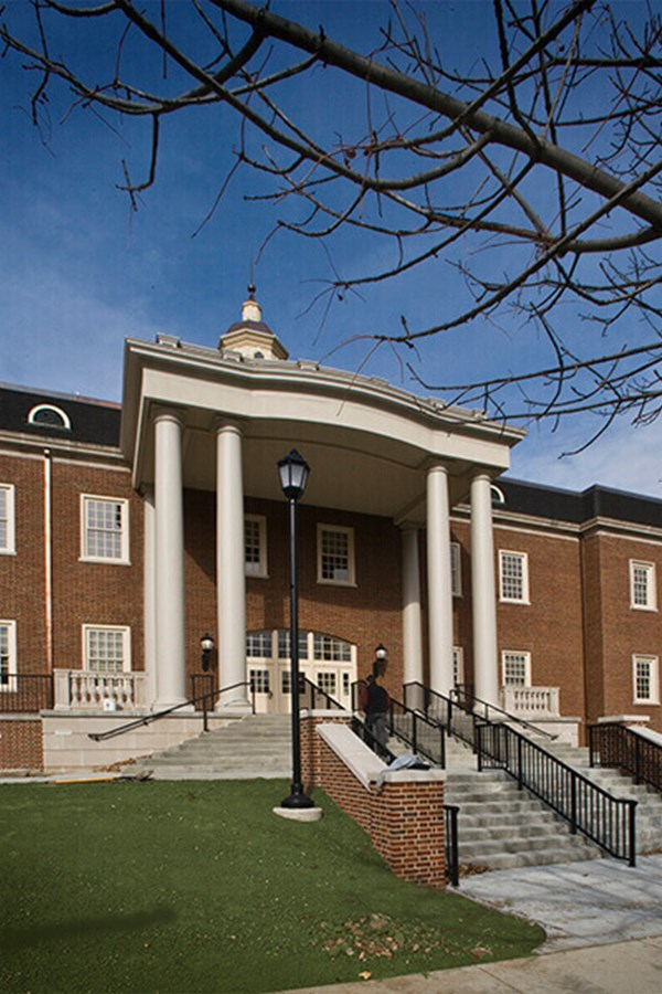 Miami University Benton Hall