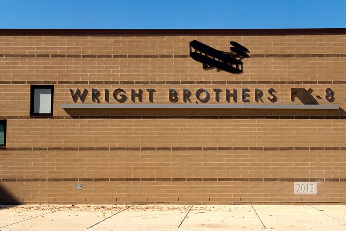 Wright Brothers PK-8 School