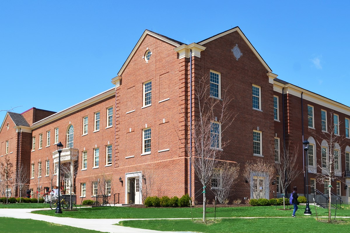 Miami University Kreger Hall