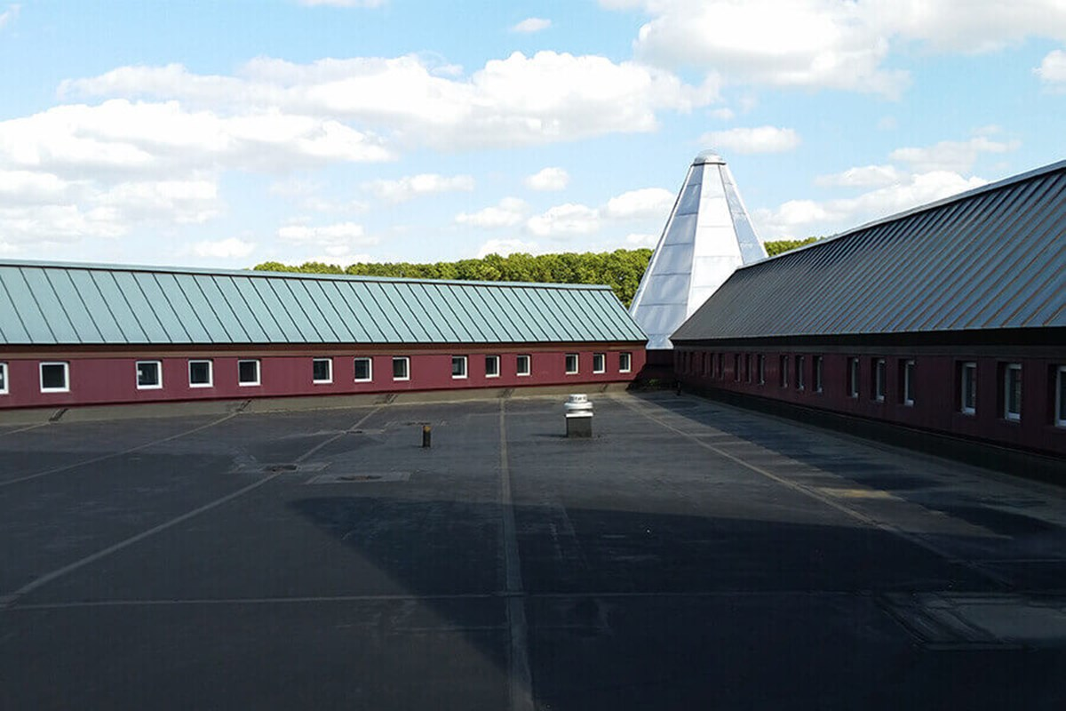 Summit Behavioral Healthcare Center Building 10 Roof
