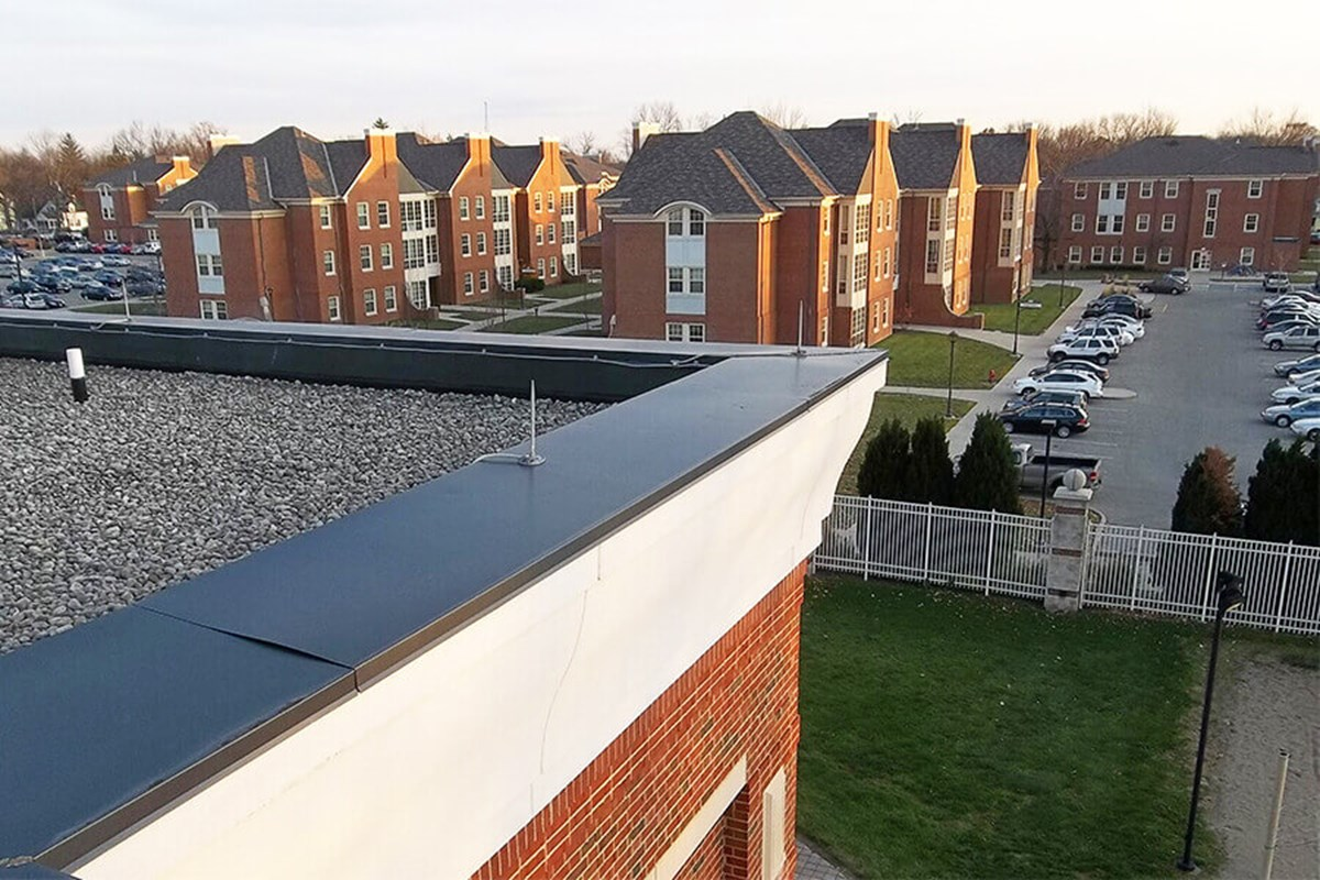 Miami University Roof Repair and Replacement Contract