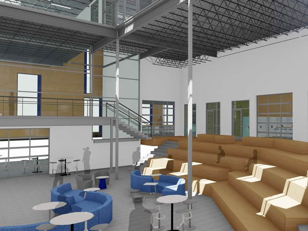 Archbishop Moeller High School Renovations