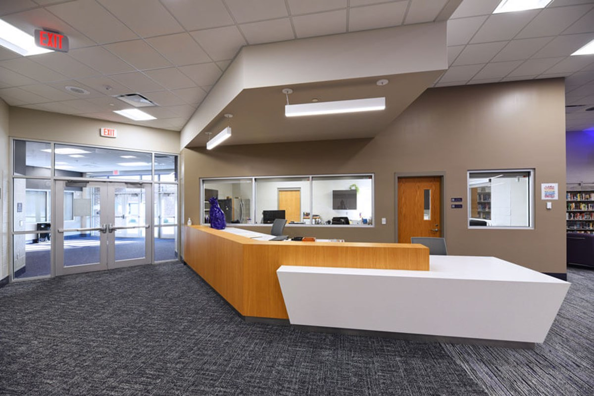 Elder High School Schaeper Center Renovations